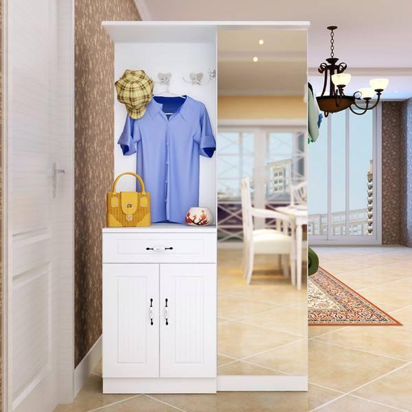 ●小户型玄关装修方案