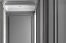 首发 || 这个家用壁炉电视墙,打造出撩人心弦的美式轻奢风!图_20