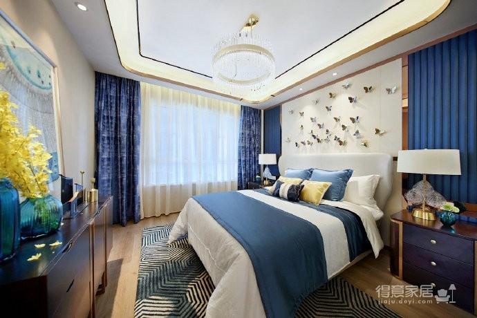 现代轻奢风格家居装修设计,时尚雅致的住宅空间! 图_8
