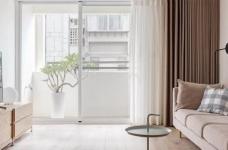 自然舒适原木风家居设计,暖暖的色调让人感觉特别温馨惬意! 图_5