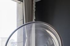 首发 || 这个家用壁炉电视墙,打造出撩人心弦的美式轻奢风!图_23