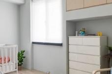 自然舒适原木风家居设计,暖暖的色调让人感觉特别温馨惬意! 图_7