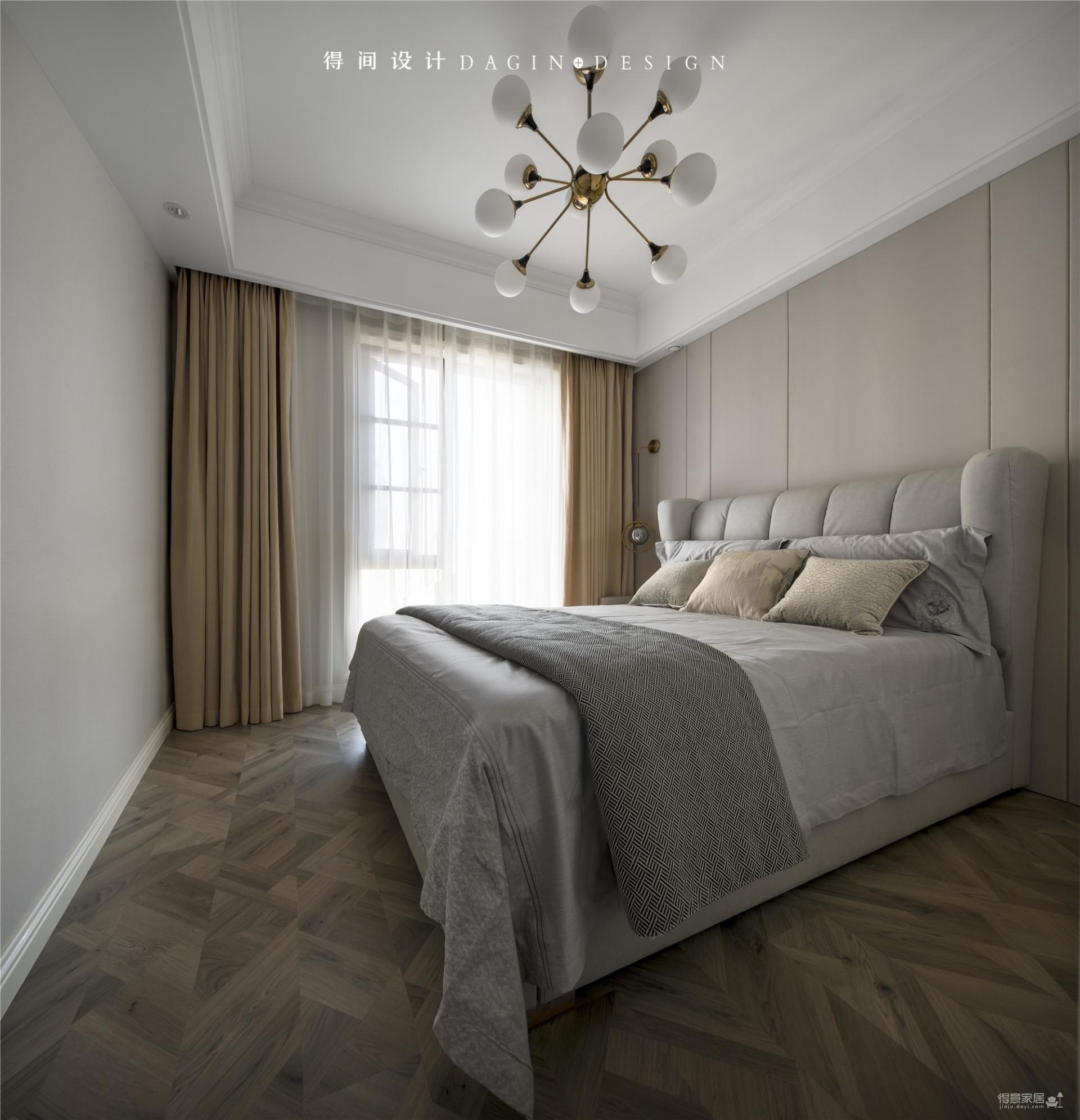 首发 || 这个家用壁炉电视墙,打造出撩人心弦的美式轻奢风!