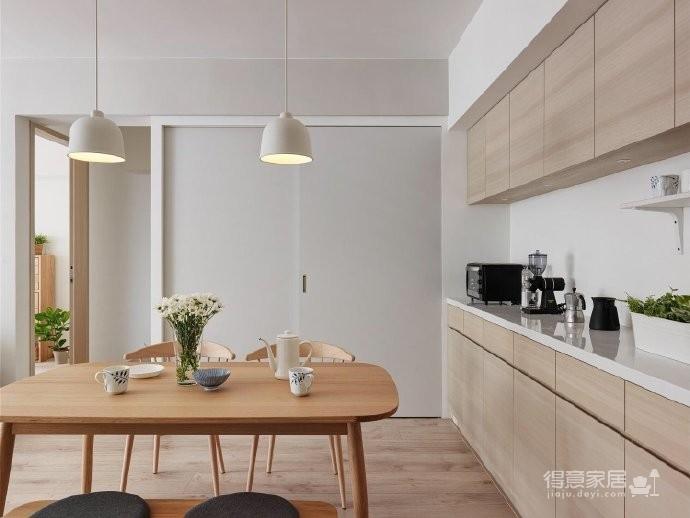 自然舒适原木风家居设计,暖暖的色调让人感觉特别温馨惬意! 图_9