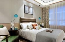 现代轻奢风格家居装修设计,时尚雅致的住宅空间! 图_6
