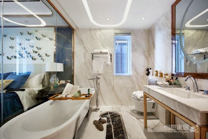 现代轻奢风格家居装修设计,时尚雅致的住宅空间! 图_4