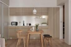自然舒适原木风家居设计,暖暖的色调让人感觉特别温馨惬意! 图_3