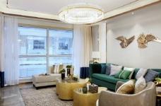 现代轻奢风格家居装修设计,时尚雅致的住宅空间! 图_5