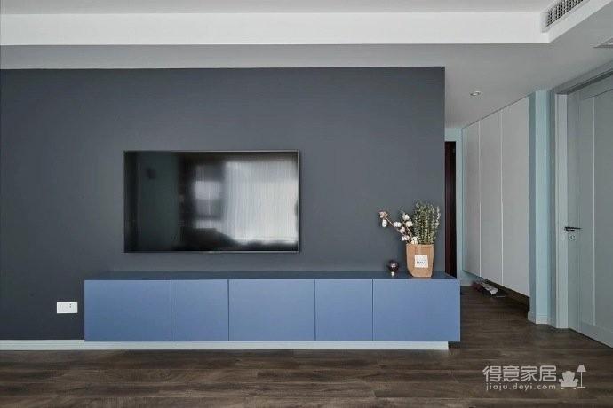 超有格调的现代简约风家居,客厅的设计非常不同寻常图_4