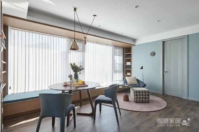 超有格调的现代简约风家居,客厅的设计非常不同寻常图_7