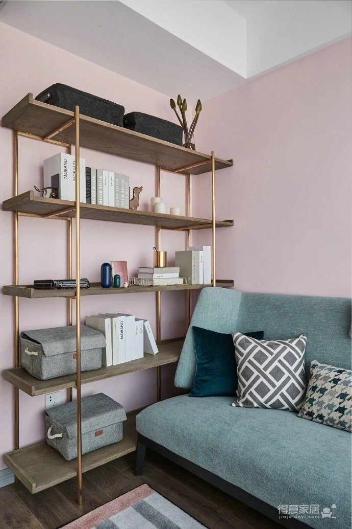 超有格调的现代简约风家居,客厅的设计非常不同寻常图_8
