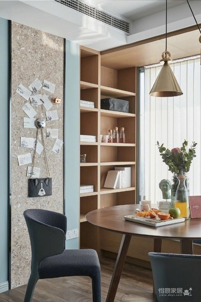 超有格调的现代简约风家居,客厅的设计非常不同寻常图_2
