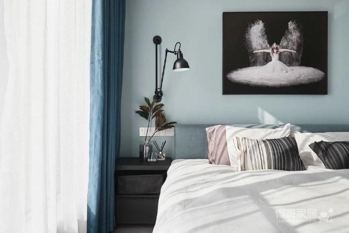超有格调的现代简约风家居,客厅的设计非常不同寻常图_3