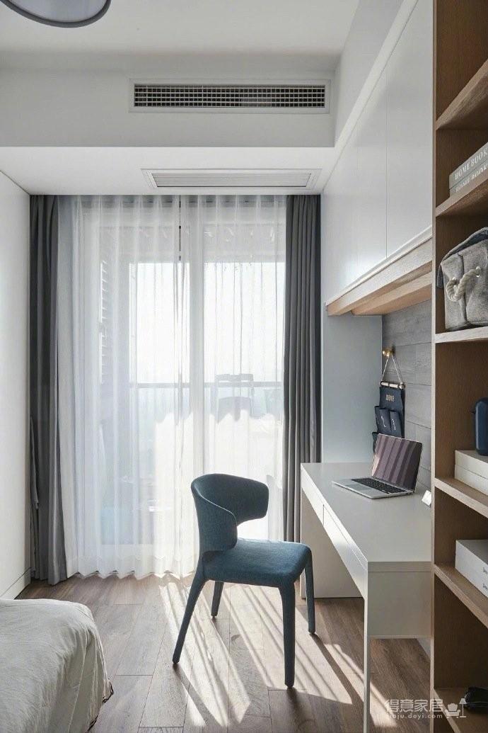 超有格调的现代简约风家居,客厅的设计非常不同寻常