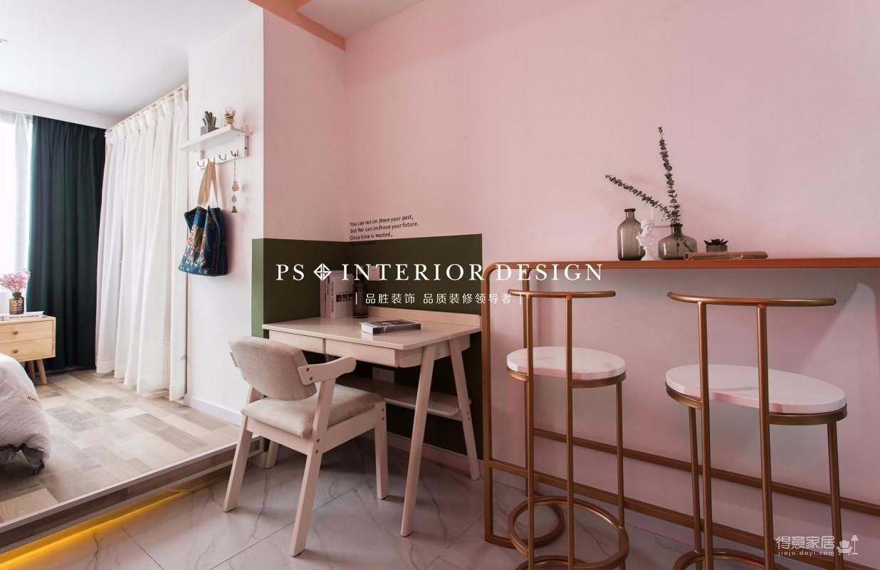 北斗公寓loft-60平米原创设计