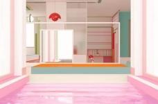 粉色湖水系,会呼吸的房子图_9