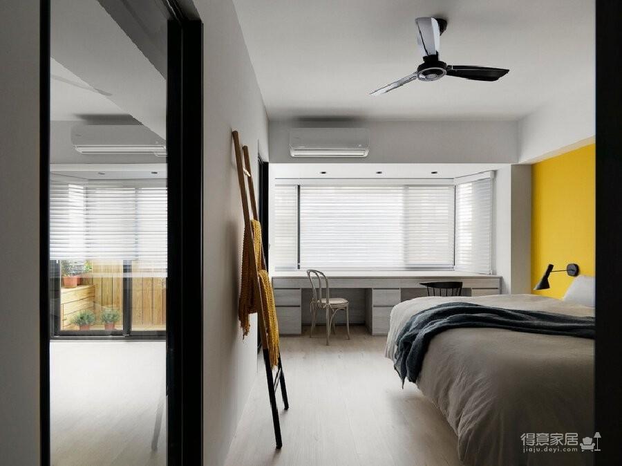 112.2m²姐妹住宅,翻新设计图_5