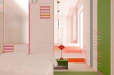 粉色湖水系,会呼吸的房子图_16