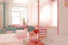 粉色湖水系,会呼吸的房子图_8