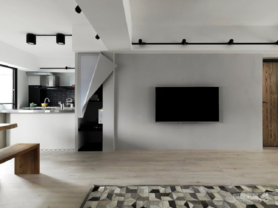 112.2m²姐妹住宅,翻新设计图_2
