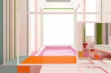 粉色湖水系,会呼吸的房子图_5