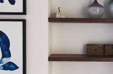 混搭风的要求在硬装简洁,在软装上多一些功夫,本案例将阳台做成榻榻米造型,既美观又增强了实用收纳功能,次卧做成儿童房,感觉一切都恰到好处。图_22