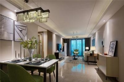 """3室2厅2卫,以富有想象力的""""绿野仙踪""""主题诠释宅间环境,打造更具置身其间的吸引力。"""
