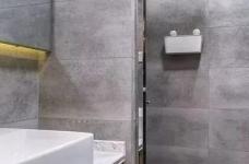 90㎡北欧风家居,设计师以高级灰作为主色调图_4