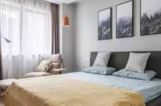 90㎡北欧风家居,设计师以高级灰作为主色调图_8