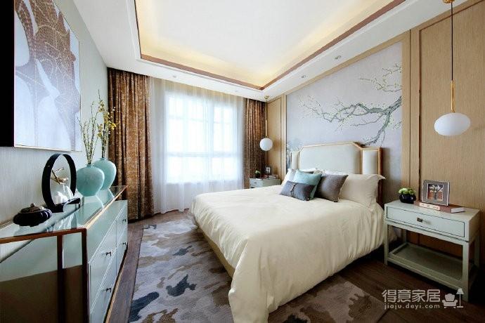 新中式风格的诗意典雅,齐聚东西方美学灵性:东方温润光影细腻了时光,西方都市喧嚣惊艳了岁月! 图_5
