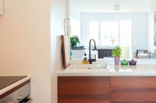 47平功能性单身公寓设计,阳台风景美如画!图_8