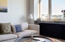 47平功能性单身公寓设计,阳台风景美如画!图_1