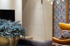 古典优雅的小复式——拥有年代感的收纳柜,有一种返璞归真感图_2