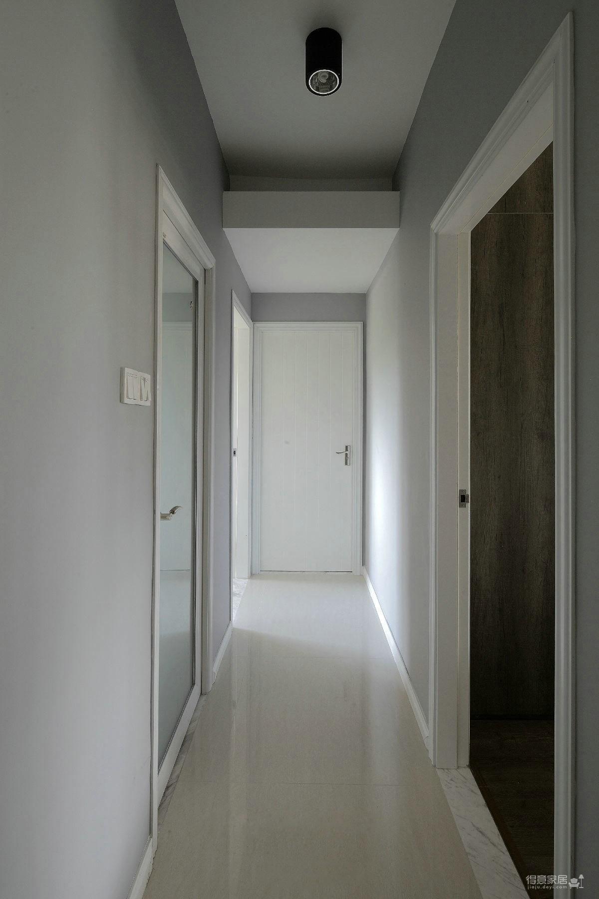用高级灰打造一个时尚空间,帮你开拓更大空间