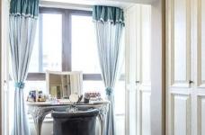 简约美式风格三居室装修设计图_5
