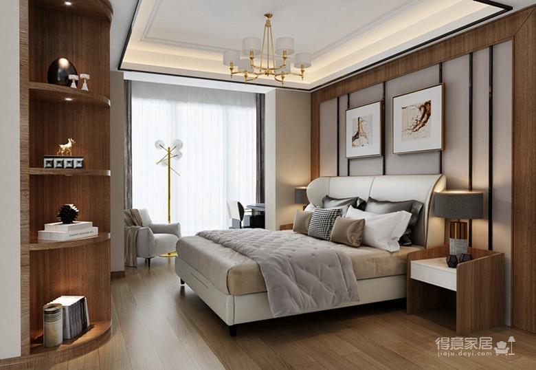 福星惠誉汉阳城--港式现代风格