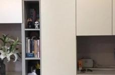 小美女的温馨单身公寓图_5