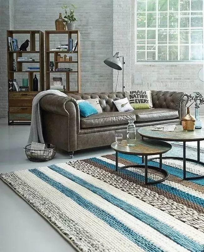 居室地毯搭配大全