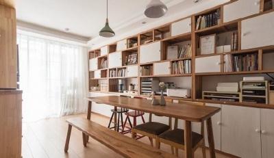 60平小户型装修,很喜欢,很美!家不需要奢华,适合自己才是最重要的! 