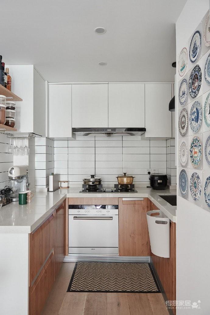 89㎡简约北欧风格三居室装修,清新雅致又舒适的家! 图_9