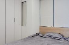 89㎡简约北欧风格三居室装修,清新雅致又舒适的家! 图_8