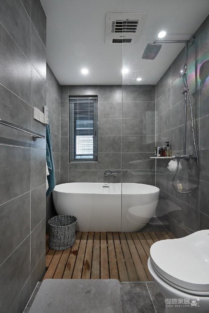 89㎡简约北欧风格三居室装修,清新雅致又舒适的家! 图_7