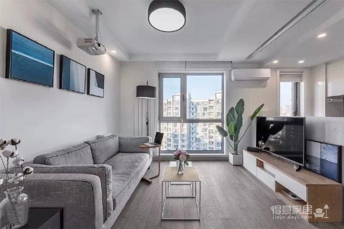 35㎡简约北欧风格小窝,温馨的小户型公寓设计,值得参考! 图_6