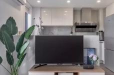 35㎡简约北欧风格小窝,温馨的小户型公寓设计,值得参考! 图_2