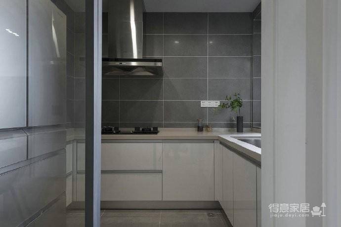 温润原木与质朴水泥的搭配,营造了这个简约现代风格的素雅空间! 图_9