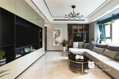 凯旋名邸90平两室两厅一卫现代