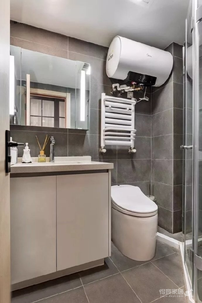 35㎡简约北欧风格小窝,温馨的小户型公寓设计,值得参考! 图_5