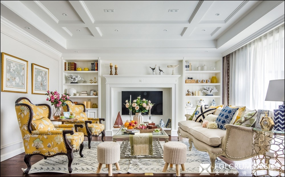 各种风格——客厅合集