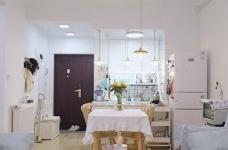 木质的家具好温馨,适合小户型,很温暖的家~ 屋住图_4
