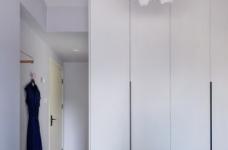 89平现代简约家装,空间围绕莫兰迪灰展开图_6